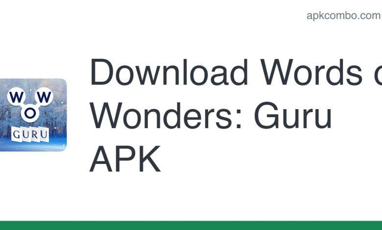 Download Words of Wonders: Guru APK