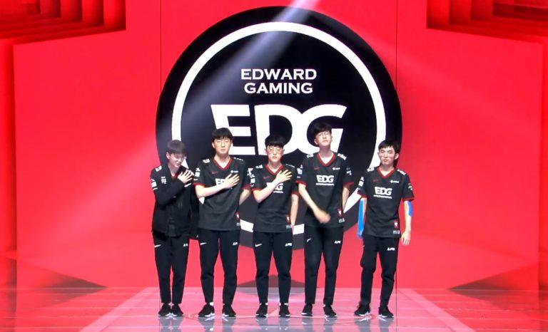 EDG end LNG's dream run, advance to 2021 LPL Summer Split semifinals