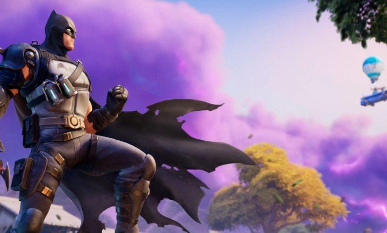 Fortnite Leaker Teases New Batman Crossover Event