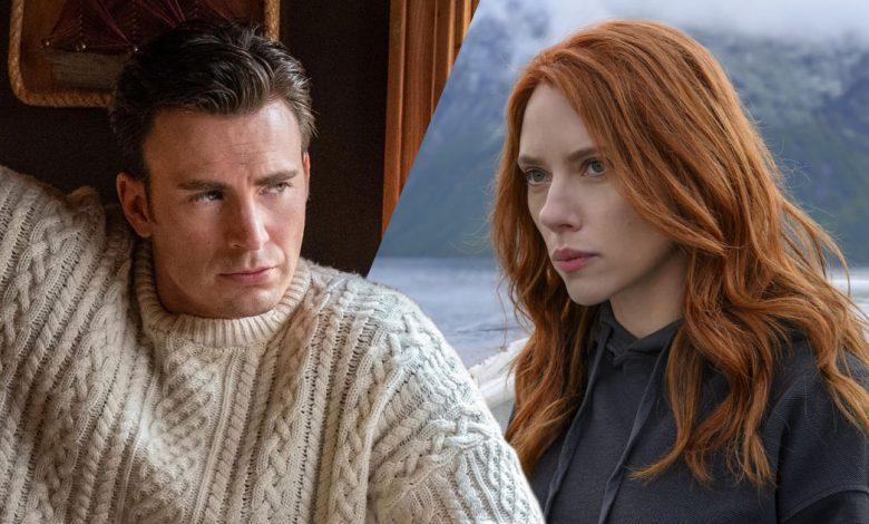 Chris Evans and Scarlett Johansson to star in Dexter Fletcher