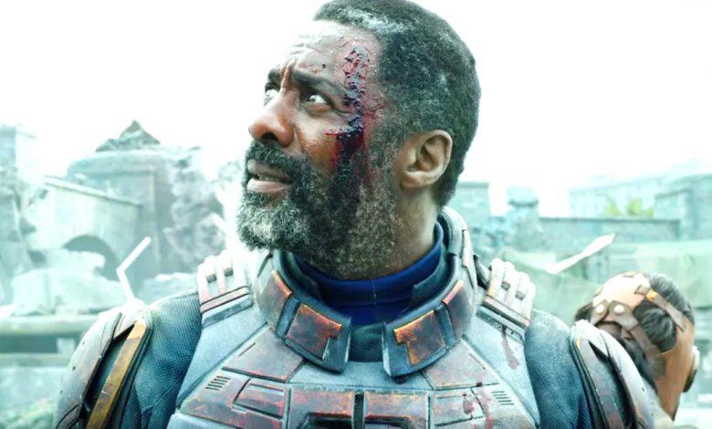 Idris Elba Says He's Proud Bloodsport Put Superman In The Hospital