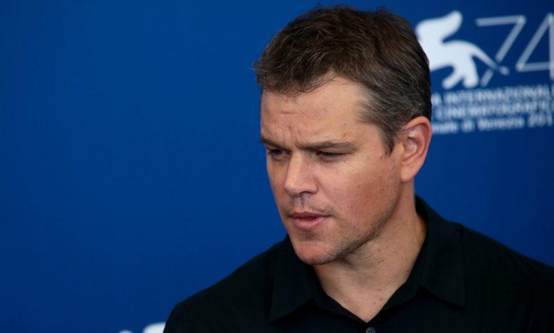 Matt Damon Responds To Homophobia Allegations