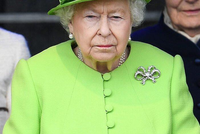 Report: Queen Elizabeth Finally Meets Prince Harry, Meghan Markle's Daughter