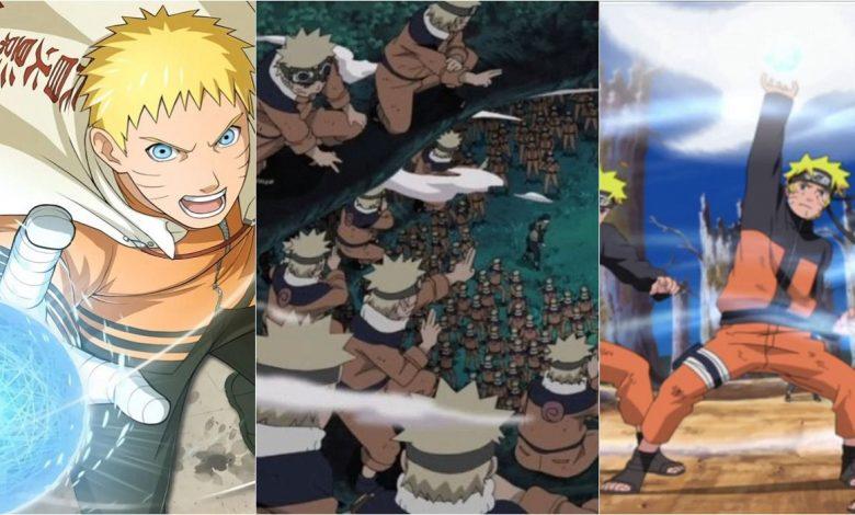 Naruto Uzumaki's 10 Best Jutsu Techniques