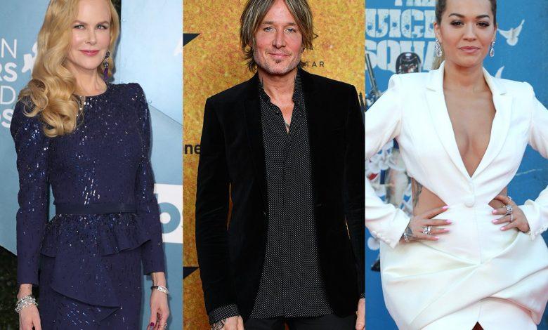 Nicole Kidman Jealous of Rita Ora Flirting With Keith Urban?