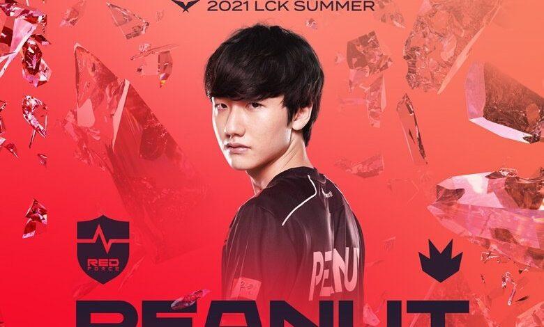 NS Peanut receives 2021 LCK Summer MVP, Best Coach DK kkOma