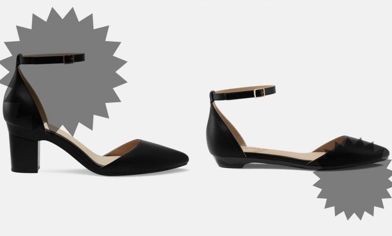 Best Convertible Heels To Flats