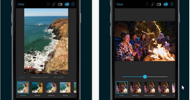 Top 18 phần mềm chỉnh sửa ảnh miễn phí trên iPhone