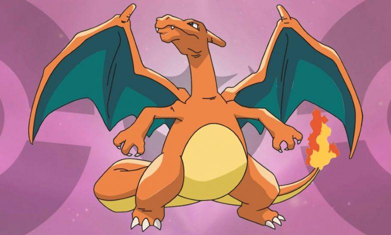 Pokemon Fanart Imagines What A Fairy-Type Charizard Would Look Like