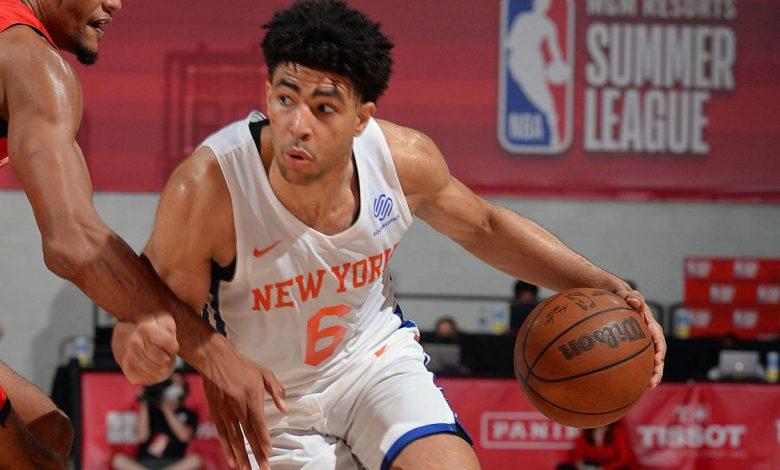 NBA Summer League Day 12 takeaways: Knicks rookies finish in style; Luka Garza goes off, earns two-way deal