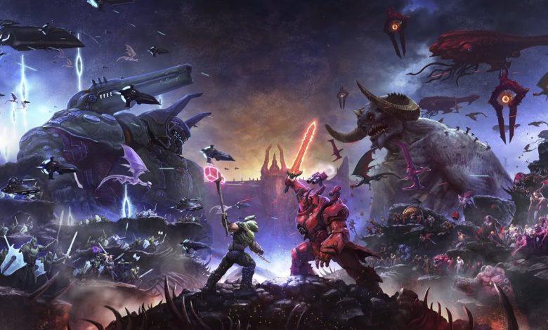Doom Eternal is getting a Horde Mode, a Battlemode overhaul, and more