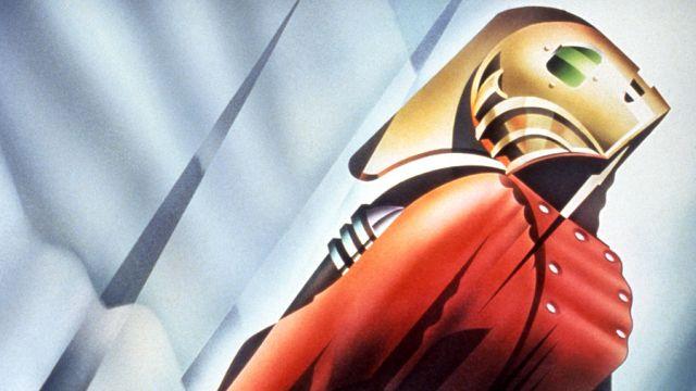 The Return of the Rocketeer Film Set for Disney+