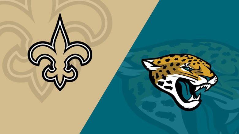 Saints vs Jaguars