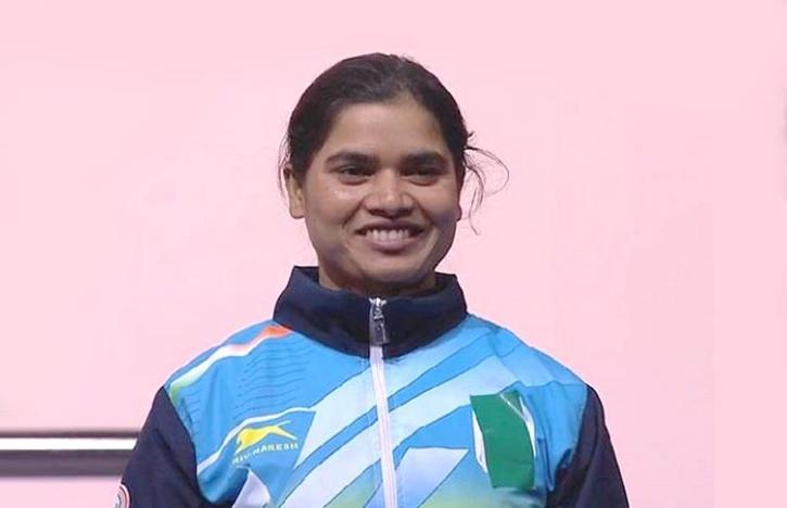 Sakina Khatun finishes 5th 50kg final