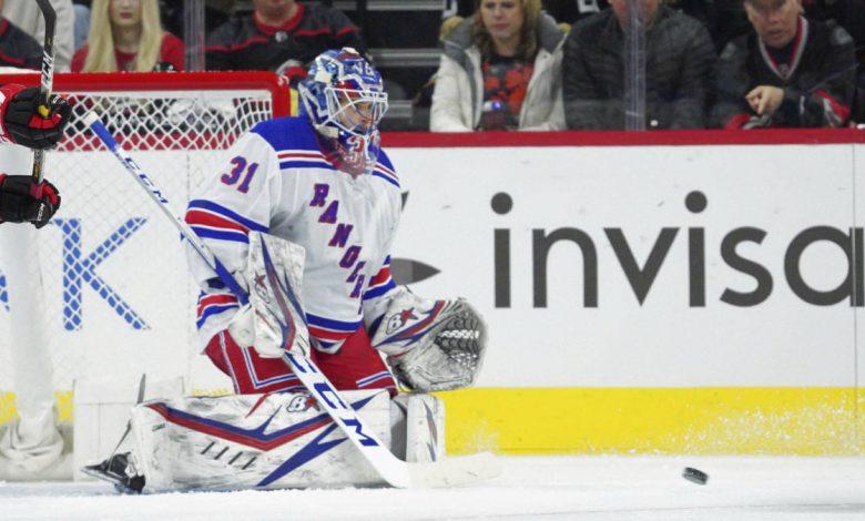 Rangers, goaltender Igor Shesterkin agree to four-year deal