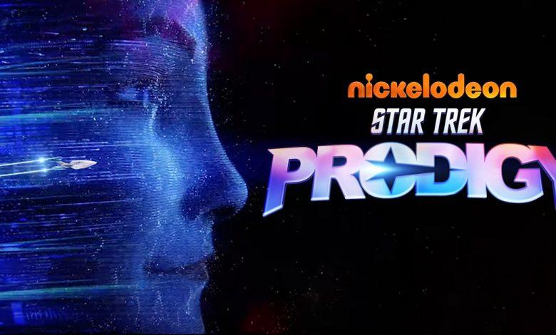 Watch Star Trek: Prodigy main title scored by Michael Giacchino