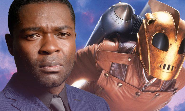 The Rocketeer sequel David Oyelowo