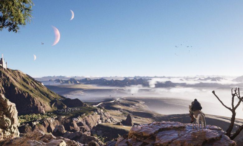 """The Wayward Realms is a """"Grand RPG"""" by former Elder Scrolls devs • Eurogamer.net"""