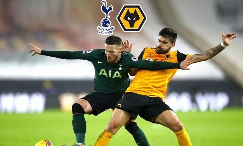 Wolverhampton Wolves vs Tottenham live streaming