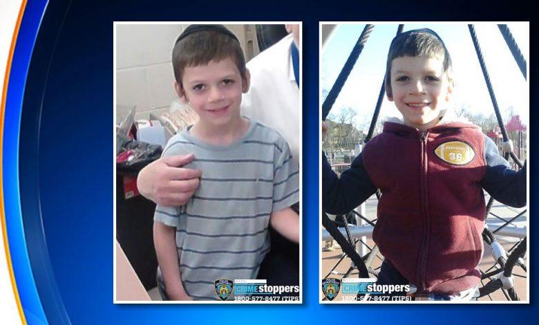 Police Searching For Missing 7-Year-Old Brooklyn Boy Yosef Shapiro – CBS New York