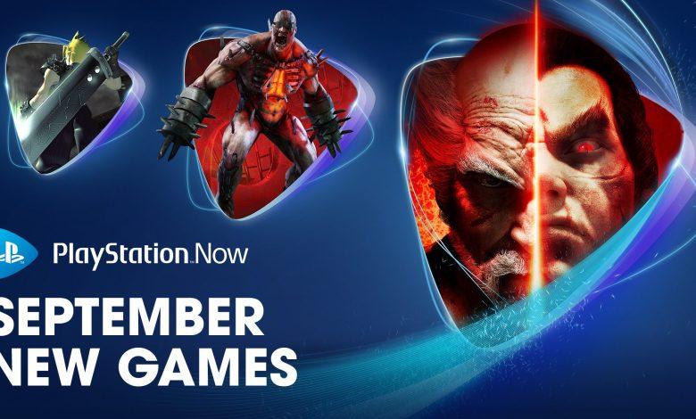 Tekken 7, Killing Floor 2, Final Fantasy VII, Windbound – PlayStation.Blog
