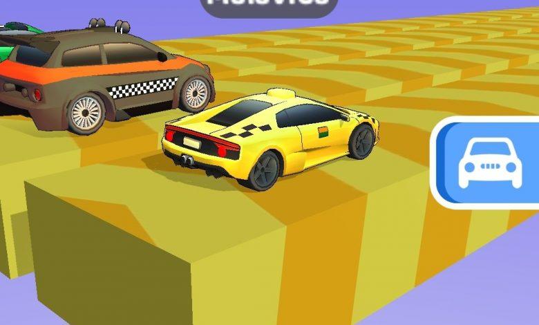 Gear Race 3D Mod Apk 6.10.3 [Unlimited Money]