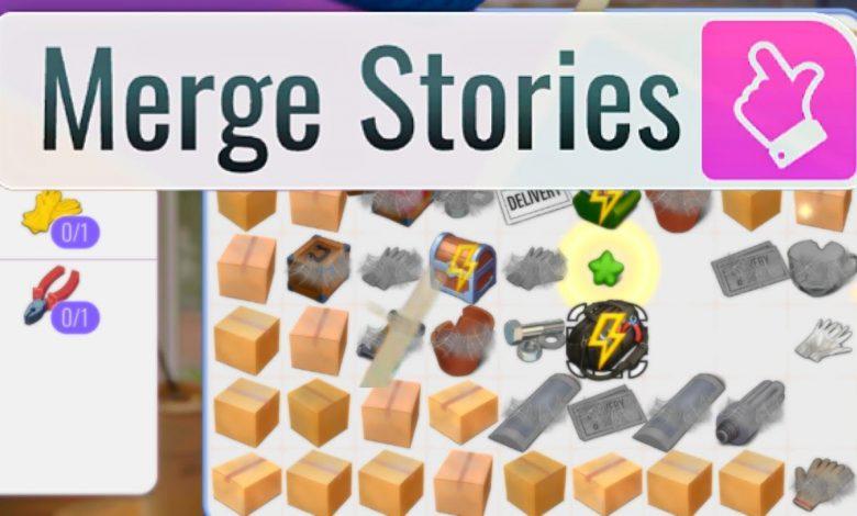 Merge Stories Mod Apk 0.0.57 [Unlimited Money]