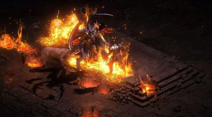 Diablo II: Resurrected Has Been Releasing Class Trailers All Week as Launch Nears
