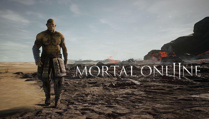 Mortal Online 2 Stress Test Begins Today! (SPONSORED)