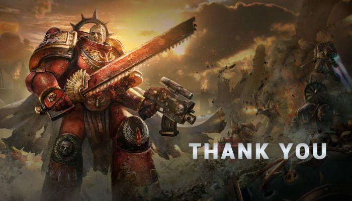 Warhammer 40,000: Eternal Crusade Has Officially Shut Down