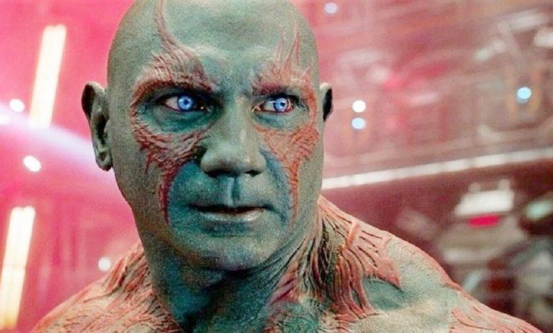 Marvel's Guardians of the Galaxy Showcases MCU Drax Skin