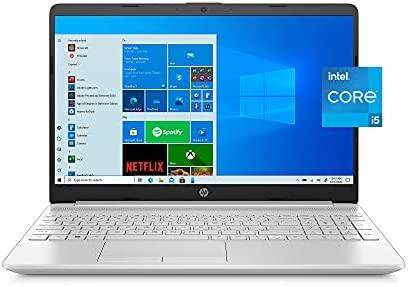 """HP 15.6"""" Full HD Diagonal Laptop, Intel Core i5-1137G7 Processor, 8GB DDR4, 512GB SSD, 802.11ac, Bluetooth 4.2, HDMI, Windows 10, W/ Valinor Accessories"""