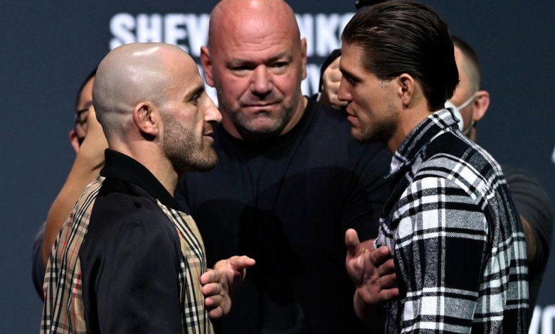 UFC 266 predictions -- Alexander Volkanovski vs. Brian Ortega: Fight card, odds, expert picks, prelims