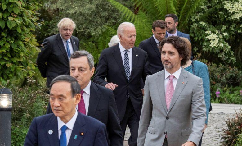 How Biden Can Build Back a Better International Order
