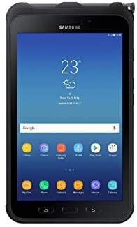 """Samsung Galaxy Tab Active 2, T395, 8.0"""" Display 16GB (WiFi + Unlocked GSM 4G LTE), IP68 Water-Resistant, Tablet / Phone GSM Unlocked w/ S Pen - International Model - Black (Renewed)"""