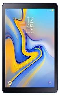 """Samsung Galaxy Tab A 10.5"""" 32GB, Wi-Fi + LTE Cellular T597P Dolby Atmos Tablet, Blue"""