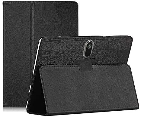 Transwon Case for MEIZE K116 Tablet Case/ ZONKO K116 Case/ FEONAL K116 Tablet Case/ starry sky myth X-20 10 Inch Ten-Core Tablet Case, MEIZE K116 10.1 Case, FEONAL K116 Hard Case - Black