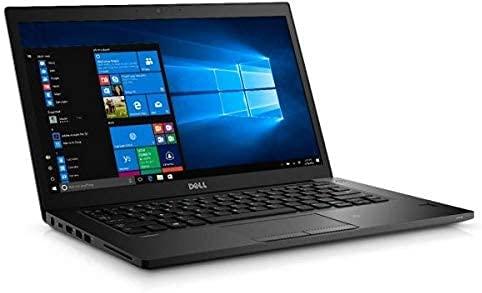 """Dell Latitude 7480 Laptop, 14"""" FHD Display, Intel Core i5-6300U Upto 3.0Ghz, 32GB RAM, 512GB SSD, HDMI, DisplayPort via USB-C, Card Reader, Wi-Fi, Bluetooth, Windows 10 Pro (Renewed)"""