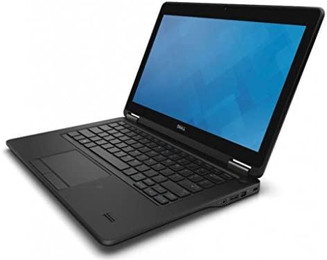 "Dell Latitude E7250 12.5"" Laptop, Intel i5-5300U 2.3GHz, 256GB SSD, 8GB DDR3, Windows 10 Pro (Renewed)"
