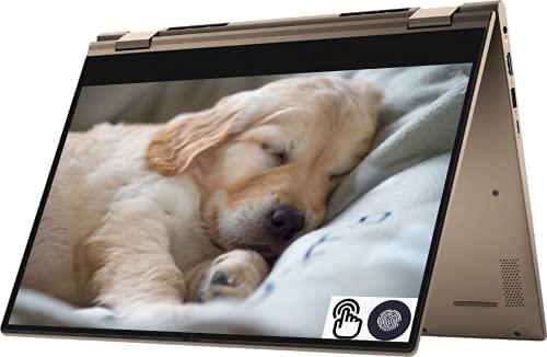 """Newest Dell Inspiron 14 7000 2-in-1 Touchscreen Business Laptop 14"""" FHD, AMD Ryzen 5 4500U, 12G RAM 256GB SSD, Backlit Keyboard, Fingerprint Reader, WiFi 6, Window 10 Pro"""