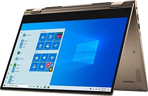"""Dell Inspiron 14 7000 2-in-1 14"""" FHD Touchscreen Laptop Computer_ AMD Ryzen 5 4500U up to 4.0GHz (Beat i5-1035G1)_ 16GB DDR4_ 256GB PCIe SSD_ WiFi 6_ Fingerprint Reader_ Backlit Keyboard_ Windows 10"""