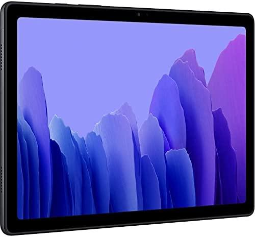 """Samsung Galaxy Tab A7 10.4"""" Tablet 64GB WiFi Snapdragon 662 2GHz,Gray (Renewed)"""