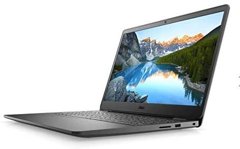 """2021 Dell Inspiron 15 3593 15.6"""" Full HD WLED Laptop, Intel Core i7-1065G7 Processor, 8GB RAM, 512GB SSD, HDMI, Intel Iris Plus Graphics, Wi-Fi, Windows 10, Black, W/ IFT Accessories"""
