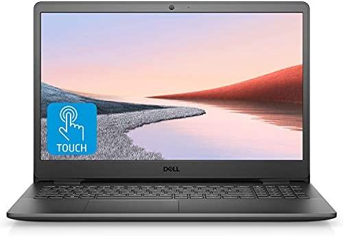 "Dell Inspiron Laptop, 15.6"" FHD Touchscreen, Quad-Core AMD Ryzen 5 3450U Processor, 16GB RAM, 512GB PCIe SSD, Online Conferencing, Webcam, HDMI, Bluetooth, WiFi, Windows 10"