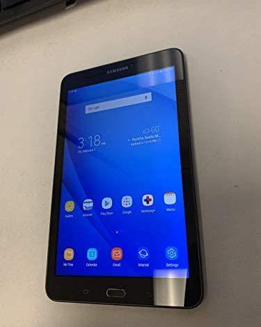 Samsung Galaxy Tab E (SM-T377T), 8.0 WXGA 1280x800, 16GB, Tablet (T-Mobile) (Renewed)