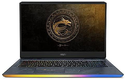 "MSI GE76 Dragon TIAMAT 17.3"" 360Hz FHD Display, Intel Core i9-11980HK, NVIDIA GeForce RTX3080, 64GB RAM, 2TB NVMe SSD, Win10, Dragon TIAMAT (11UH-282)"