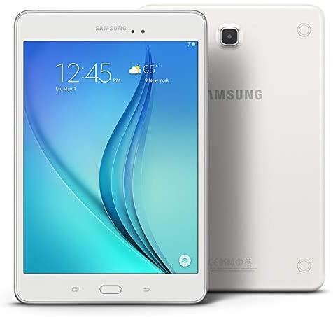 Samsung Galaxy Tab A SM-T350 16GB 8-Inch Tablet - White (Renewed)