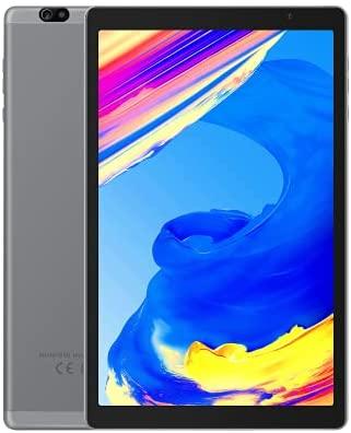 VAN KYO Tablet 10 inch, Octa-Core Processor, 3GB RAM, 32GB ROM, Android OS, IPS HD Display, Bluetooth 5.0, 5G WiFi, GPS, USB C,Metal Body, Gray