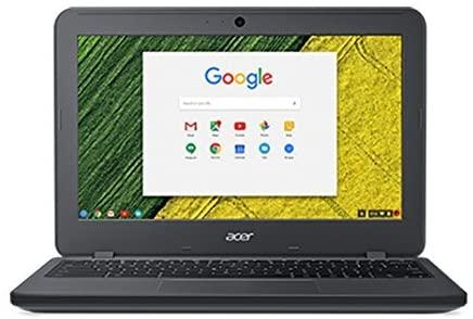 "Acer Chromebook 11 N7 11.6"" Traditional Laptop (NX.GM8AA.001;C731-C8VEN) (Renewed)"