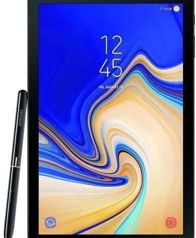 Samsung Galaxy Tab S4 T837T 10.5in 64GB T-Mobile - Black (Renewed)